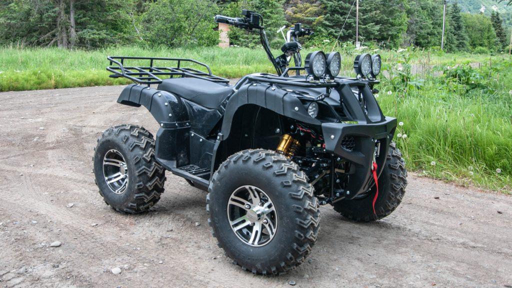 Electric Four Wheelers ATVs